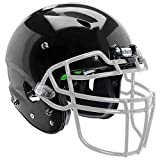 Schutt Sports Vengeance A3 Youth Football Helmet (Facemask NOT Included), Black, Medium