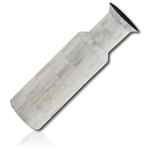 Shiny Black White Horn - mySimple Products Decorative & Elegant {5