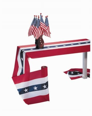 Annin Flagmakers 501550 Stars & Stripes Patriotic bunting 1 .5 ft. x 20 ft.