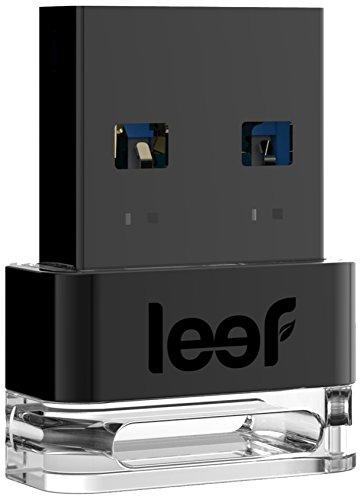 Leef Supra USB 3.0 16GB High Speed USB Flash Drive with PrimeGrade Memory (Charcoal)