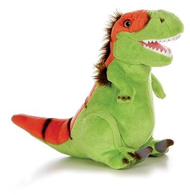 Aurora Plush Velociraptor Dinosaur - 12 from Aurora Plush