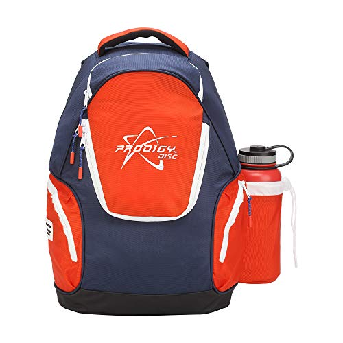 Prodigy Disc BP-3 V2 Disc Golf Backpack - Fits 17 Discs - Beginner Friendly, Affordable (Blue/Red) by Prodigy Disc (Image #3)
