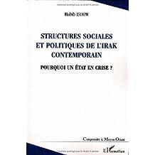 Structures sociales et politiques de l'i