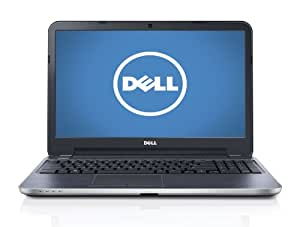Dell Inspiron 15 i15RM-5123SLV 15.6-Inch Laptop (1.9 GHz 3rd Generation Intel Core i3-3227U Processor, 6GB DDR3, 750GB HDD, Windows 8) Moon Silver [Discontinued By Manufacturer]