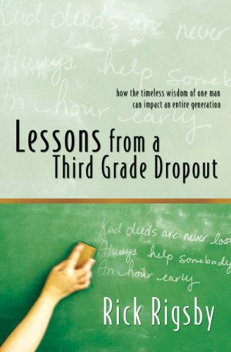 Lessons From a Third Grade Dropout cover