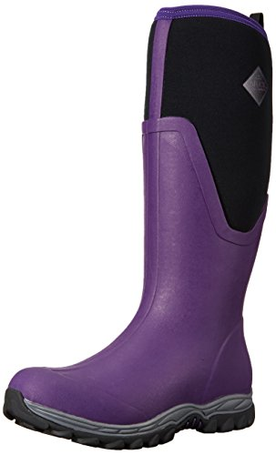 Muck Boot Women's Arctic Sport II Tall Snow Boot, Acai Purple, 7 US/7 M - Mens Style Fall Guide