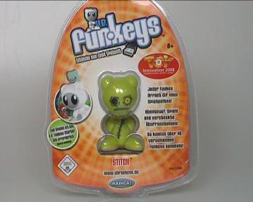 U.B. Funkeys Figure Stitch Green [Normal Version]