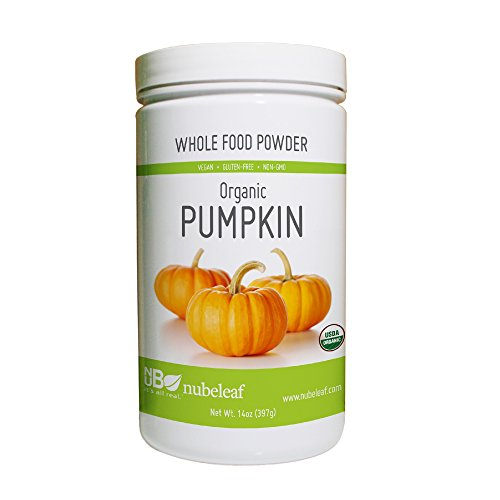Nubeleaf Organic Pumpkin Powder 14oz. - Pumpkin Jar Cheesecake