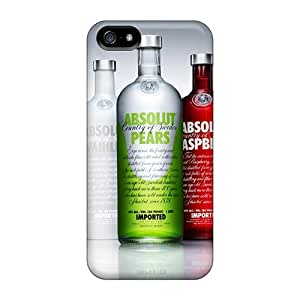 Faddish Phone Absolut Vodka Cases For Iphone 5/5s / Perfect Cases Covers
