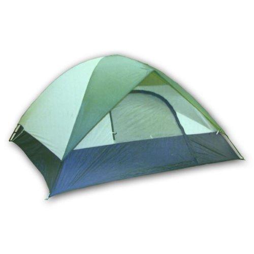 Columbus Tents 4 Person Easy Setup Tent, 8' x 8' x 54