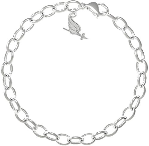 LaKama 21cm .925 Silber Armband mit 5 Kama Sutra Sexy Charms