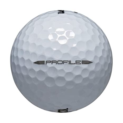 Amazon.com: Wilson Profile anti-slice pelotas de golf ...