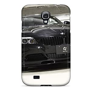 Tpu Case Cover For Galaxy S4 Strong Protect Case - Tuned Bmw Design