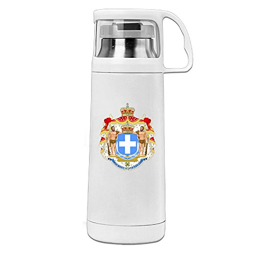 Demitasse Germany (Custom Royal Coat Of Arms Of Greece Stainless Steel Sports Bottles Thermoses Gift By Tinzawsh)