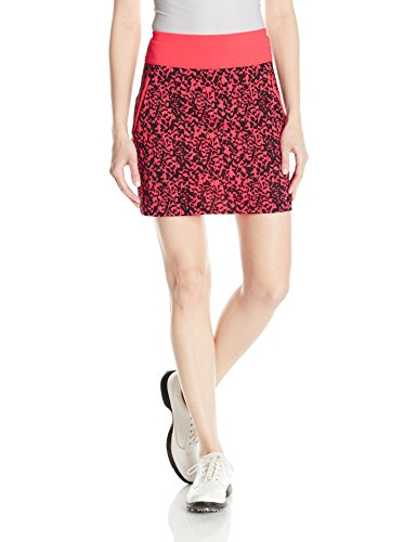 - Cutter & Buck Women's Moisture Wicking, UPF 50+, Pull-on Gaia Print Skort with Pockets, Multi, M