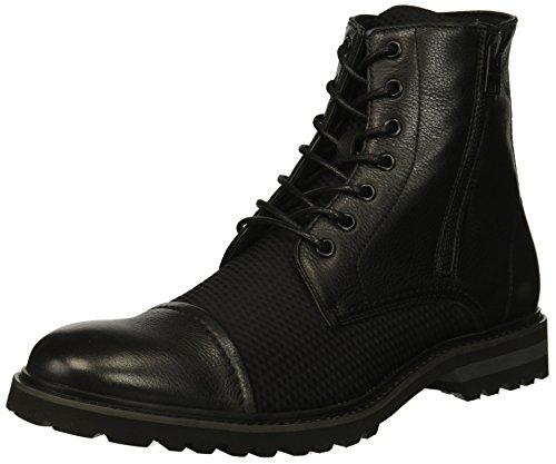 Kenneth Cole REACTION Men's DAXTEN Fashion Boot, Black, 10 M US