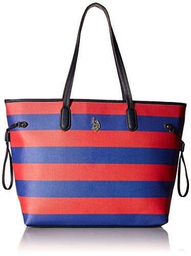 US POLO Association Evelyn Tote, Red (Evelyn Tote)