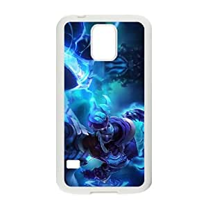 Thresh League Of Legends Samsung Galaxy S5 Cell Phone Case White 218y-082315