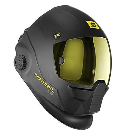 Custom Welding Helmets >> Esab Sentinel A50 Auto Darkening Welding Helmet Amazon Com