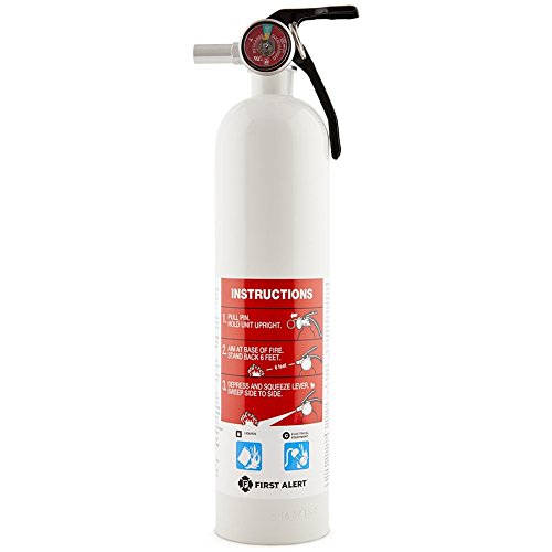 Rechargeable Marine1 Marine Fire Extinguisher by First Alert (Image #1)