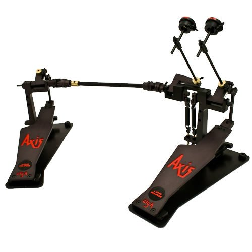 (Axis Longboards Classic Black A - Double Pedal)