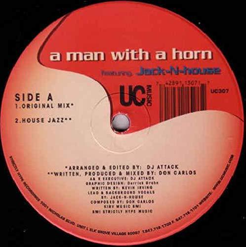 Jack N House A Man With A Horn Jack N House 2x12 Amazon Com Music
