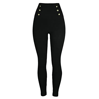 JUTOO Leggins Mujer Push Up Pantalones Largo Mujer Verano ...
