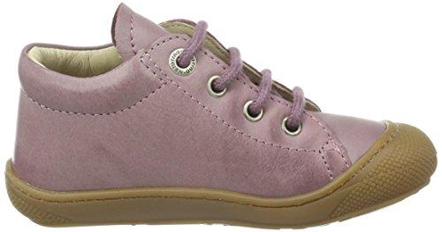 Naturino NATURINO 3972 - Botas de senderismo Bebé-Niños Rosa - Pink (Rosa_9106)