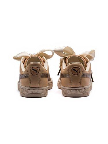 Sneakers Puma Damen Cesto Cuore Naturale | Nudo