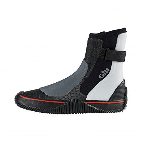 Gill Trapeze Boots - Black/Silver
