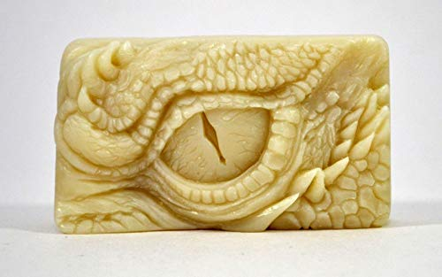 - Dragon Eye Silicone Mold SOAP Resin Wax Plaster Clay FIMO