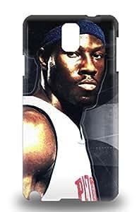 Protective NBA Detroit Pistons Ben Wallace #3 Phone 3D PC Case Cover For Galaxy Note 3 ( Custom Picture iPhone 6, iPhone 6 PLUS, iPhone 5, iPhone 5S, iPhone 5C, iPhone 4, iPhone 4S,Galaxy S6,Galaxy S5,Galaxy S4,Galaxy S3,Note 3,iPad Mini-Mini 2,iPad Air )