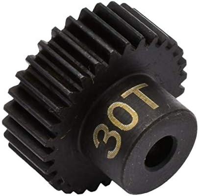Hot Racing 30t 48p Hardened Steel Pinion 1//8 Bore CSG1830