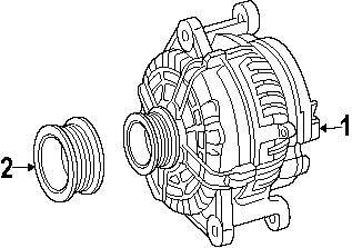 mercedes benz wiring diagram altermator amazon com mercedes benz 272 155 01 15  alternator pulley automotive  amazon com mercedes benz 272 155 01 15