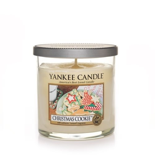 Christmas Cookie Small Single Wick Tumbler Candle - Yankee Candle