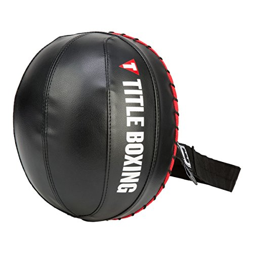 TITLE Heavy Bag Strike Foe by Title Boxing