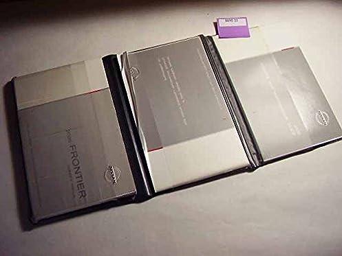 2006 nissan frontier owners manual nissan amazon com books rh amazon com 2006 Nissan Frontier King Cab 2006 Nissan Frontier Maintenance Schedule