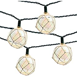 10ct Iridescent Nautical Float String Light