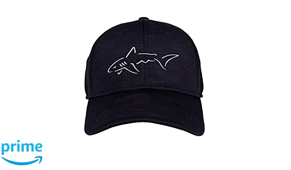 0afb66726 Amazon.com : Greg Norman Heather Mesh Stretch Fit Hat : Sports ...