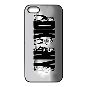 Personal Customization DKNY design fashion cell phone case for iPhone 5S