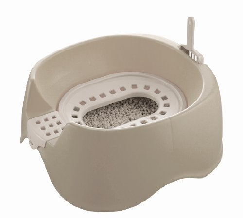 Richell Paw Trax Cat Litter Box, My Pet Supplies