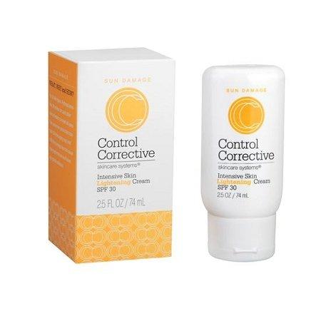 Intensive Skin Lightening Cream - Control Corrective Intensive Skin Lightening Cream with SPF 30 - 2.5oz