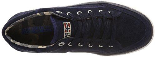 Napapijri Baskets Blau Blue Homme Jakob Marine rvqxr8