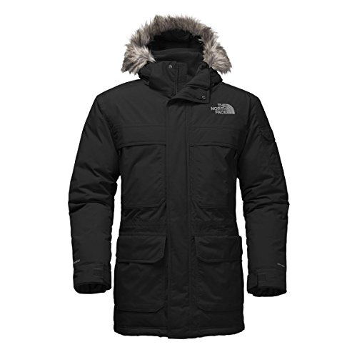 Mcmurdo Down Parka - The North Face Men's B McMurdo Parka III 3Xlarge TNF Black