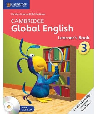 Cambridge Global English Stage 3 Learner's Book with Audio CDs (2) pdf epub