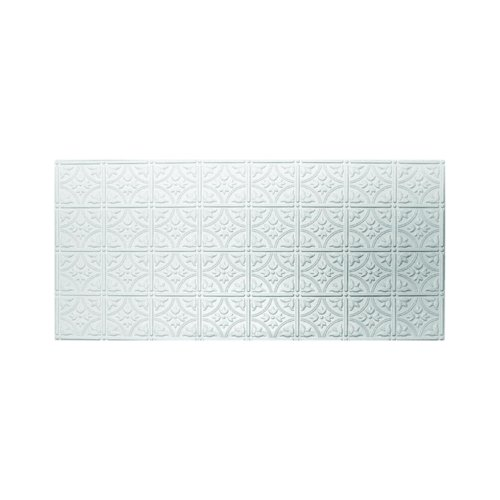 Global Specialty Products 209 Tin Look Nonsuspended Ceiling Tile Pack of 5