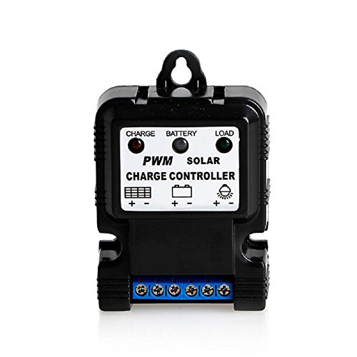 6v solar panel charge controller - 9