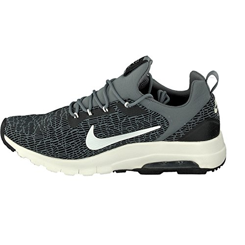 Damen cool sail Chaussures Air Max Nike Black Mehrfarbig Racer Motion Grey De Femme Running 6dadUZxqw