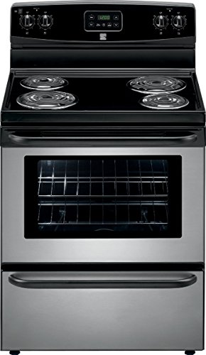 Kenmore 93003 Electric Range in Stainless Steel, includes delivery and hookup (Available in select cities only)