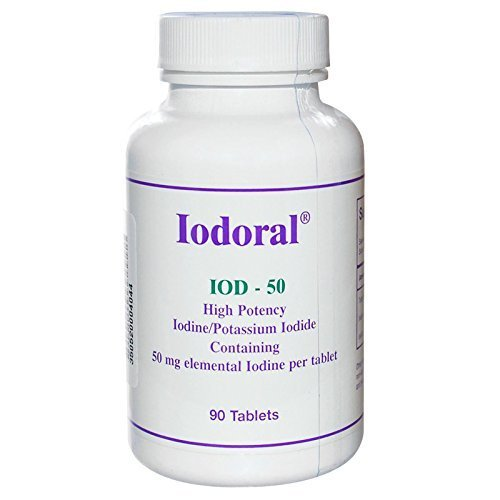 Optimox Corporation Iodoral tablets OPTIMOX